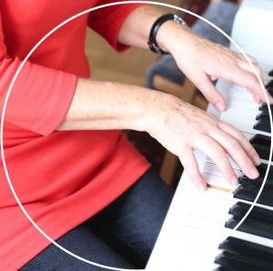 piano cirkel